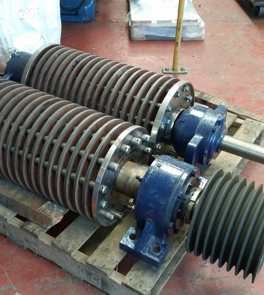 Christy Norris Type Rotor.